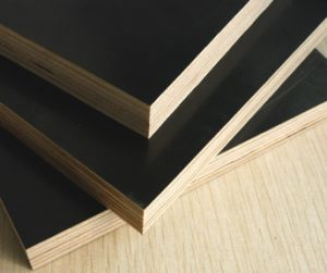High Grade Film Faced Plywood (FFP-HU0102b) pictures & photos