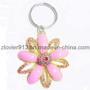 Flower Keychain (ZKC-15)
