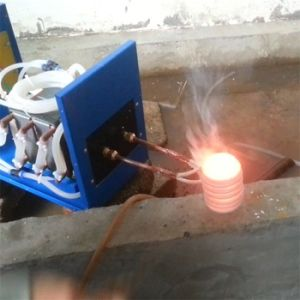 High Frequency Induction Heating Equipment for Carbon Furnace pictures & photos