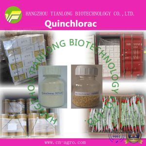 Quinchlorac (95%, 97%TC, 25%SL, 50%WP, 50%WDG) pictures & photos