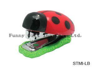 Cute Ladybug Mini Stapler (STMI-LB)
