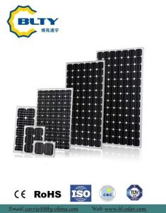 150W Mono PV Solar Panel with 36 PCS Cells pictures & photos