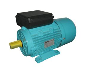 (CE) MY Alu Housing Single Phase Electric Motor (MY802-4, 0.75KW(B3)) pictures & photos