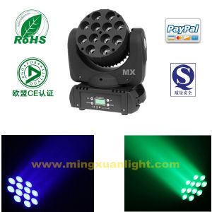 12X10W Beam 4in1 RGBW CREE Moving Head (YS-213) pictures & photos