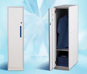 Metal Locker with Single Door pictures & photos