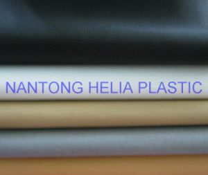 PVC Artificial Leather (HL005-11) pictures & photos