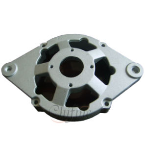 Customized Sand Casting Motor Cover pictures & photos