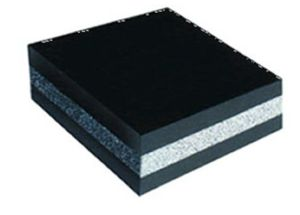 wide fabric conveyer belt