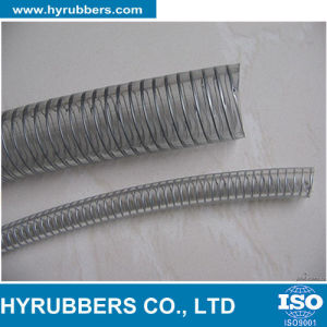 PVC Steel Wire Hose Pipe pictures & photos