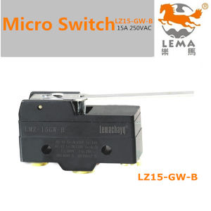 Micro Rocker Switch Limit Switch pictures & photos