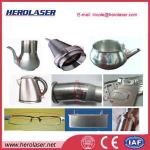 High Hardening Hermetic Seam Welding Laser Machine for Stainless Steel Kettle Spout pictures & photos