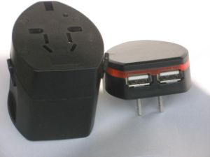 Universal Travel Plug Adaptor (CH-113)