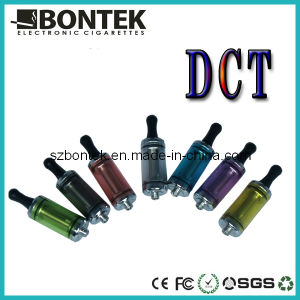 Larger Capacity No Leakage Transparent E Cigarette Dct Atomizer pictures & photos