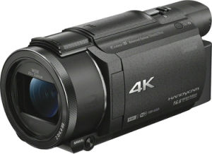 Wholesale Cheap Ax53 4K Flash Memory Camcorder Digital Video Camera pictures & photos