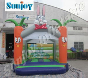 2010 Inflatable Rabbit and Carota Bouncer, Jumper (BO027)