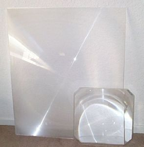Fresnel Lens for Collimator, Optical Landing System pictures & photos
