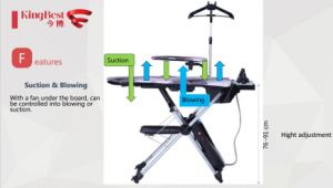 Iron Board/ Ironing Board with LED Display (KB-1980AE) pictures & photos