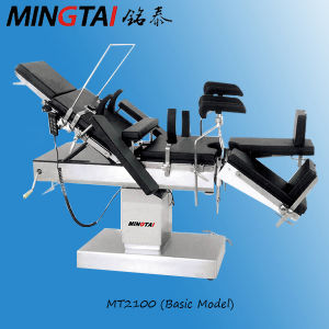 Electric Surgical Operation Table Mt2100 (Basic Model) pictures & photos