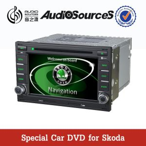 6.5′ Inch Car DVD for Vw/Skoda with 1.2g CPU 512m RAM/DVD/Bt/GPS/iPhone/iPod/Radio/RDS Function