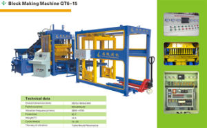Automatic Block Making Machine, AAC Plant