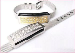 Jewelry Bracelet USB Flash Drive Gift pictures & photos