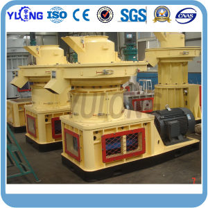 1 Ton/Hour Yulong CE Approved Rice Husk Pellet Mill pictures & photos