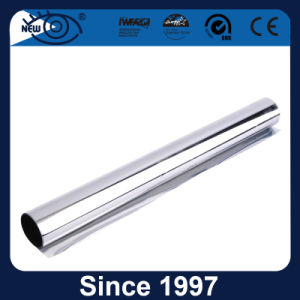High IR Rejection Privacy Protection Silver Reflective Building Window Tint Glass Film pictures & photos