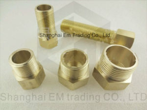 Male/Female Brass Pipe Fitting, Copper Connector pictures & photos