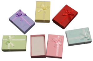 Elegant Fancy Jewelry Paperboard Boxes (YY-B0048) pictures & photos