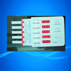 Thc Test Strip/Drug Test Strip/Marijuana Test Strips pictures & photos