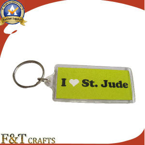 Custom Metal House Keychain for Gift pictures & photos