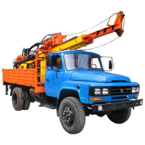 Geological Exploration Drilling Rig