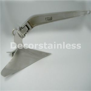 Stainless Steel Boat Anchor Marine Hardware pictures & photos