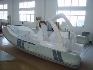 Rib Infatable Boat with High Quality PVC pictures & photos