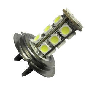 18 SMD H7 Car Automotive Light Headlight Fog LED Bulb