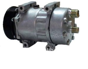 Auto Air Compressor (7H15) for Cherokee-Jeep pictures & photos