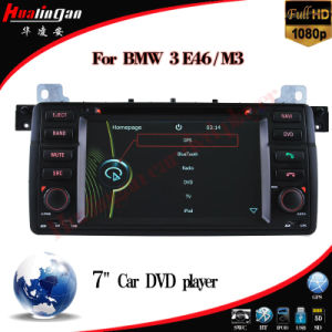 One DIN Car DVD Player for BMW 3 Series E46 GPS Navigation (HL-8788GB) pictures & photos