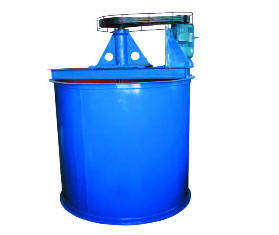 Mineral Agition Barrel