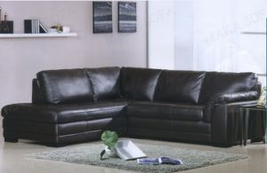 Italian Leather Sofa (MT-22)