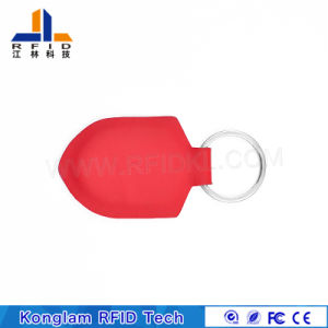 Mini Portable OEM MIFARE Smart RFID Card for Keychain pictures & photos