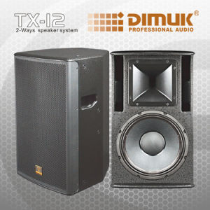 Compact Professional Speaker (TX-12)