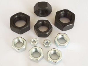 DIN934 -1 Heavy Hex Nut pictures & photos