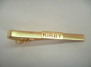 Gold Plating Advertisement Tieclip pictures & photos