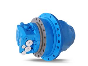 Final Drive Hydraulic Travel Motor for 18t~22t Excavator pictures & photos