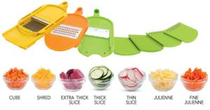 Electric Slicer, Prepare Cubes and Sticks in Seconds, Measures (L) 330 X (W) 158 X (H) 315mm pictures & photos