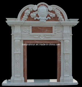 Marble Door Surround (FRP446) pictures & photos