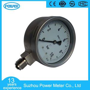 100mm Full Stainless Steel Dry Pressure Gauge Manometer pictures & photos