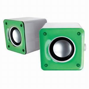 Multimedia Speaker for Notebook (S11-Green)