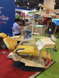 High Quality Competitive Top-Mounted Dental Chair China (KJ-916) pictures & photos