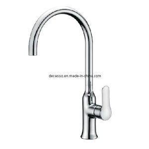 Kitchen Swiveling Sink Brass Tap Faucet (DCS-805) pictures & photos